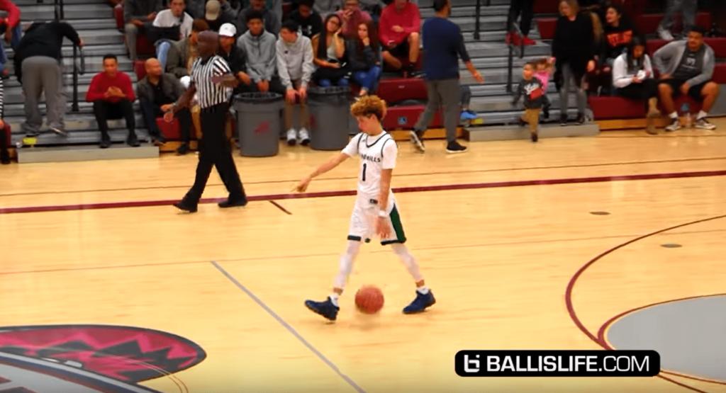 La mixtape de la saison sophomore de LaMelo Ball est là