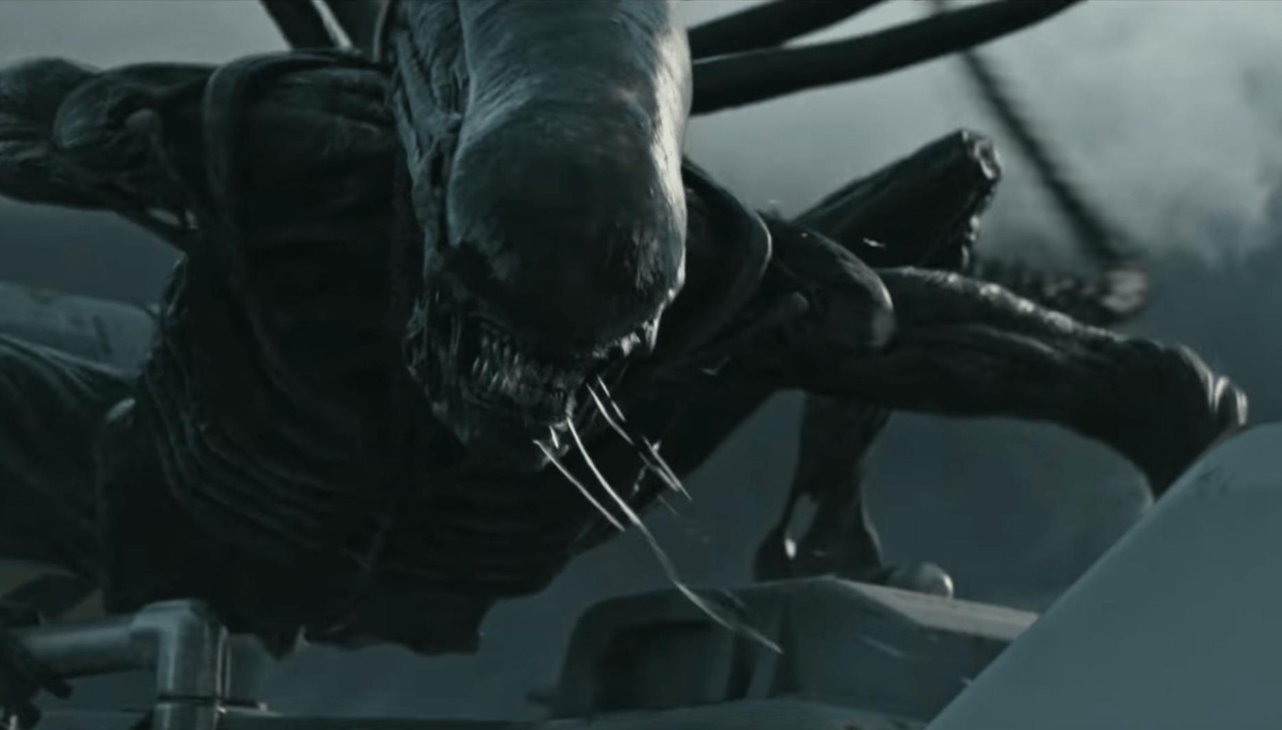 Le nouveau trailer d'Alien: Covenant revient aux bases!
