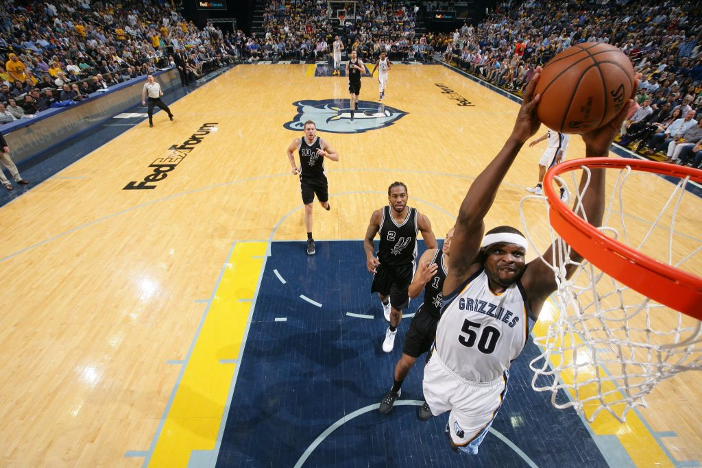 Le Big Three des Memphis Grizzlies vient à bout des San Antonio Spurs