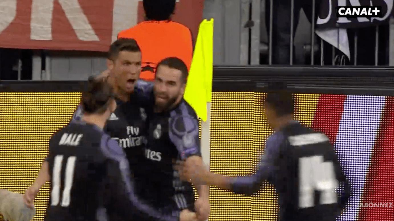 Cristiano Ronaldo marque le 100e but de sa carrière en Coupe d'Europe