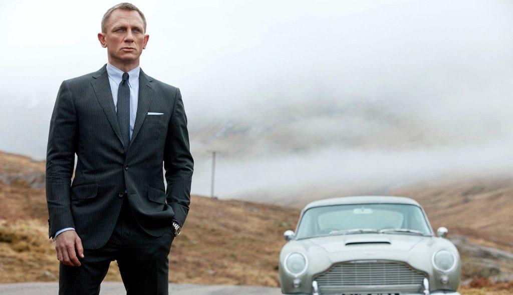 Daniel Craig aurait été «persuadé» de faire un ultime James Bond