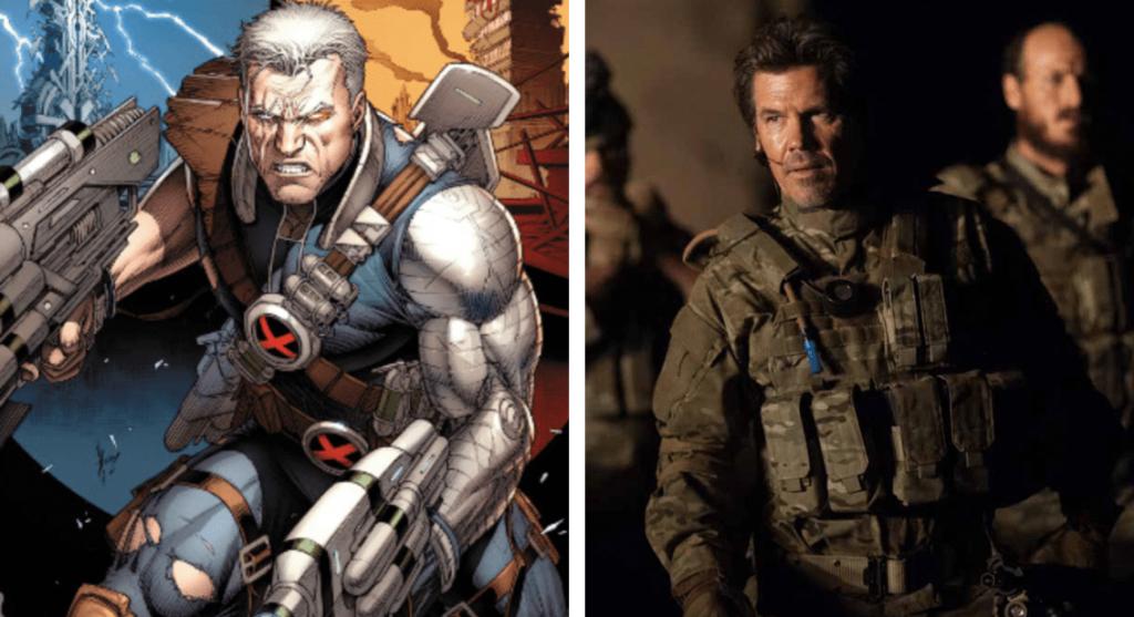 Deadpool 2 – Josh Brolin va jouer Cable et pour un moment!