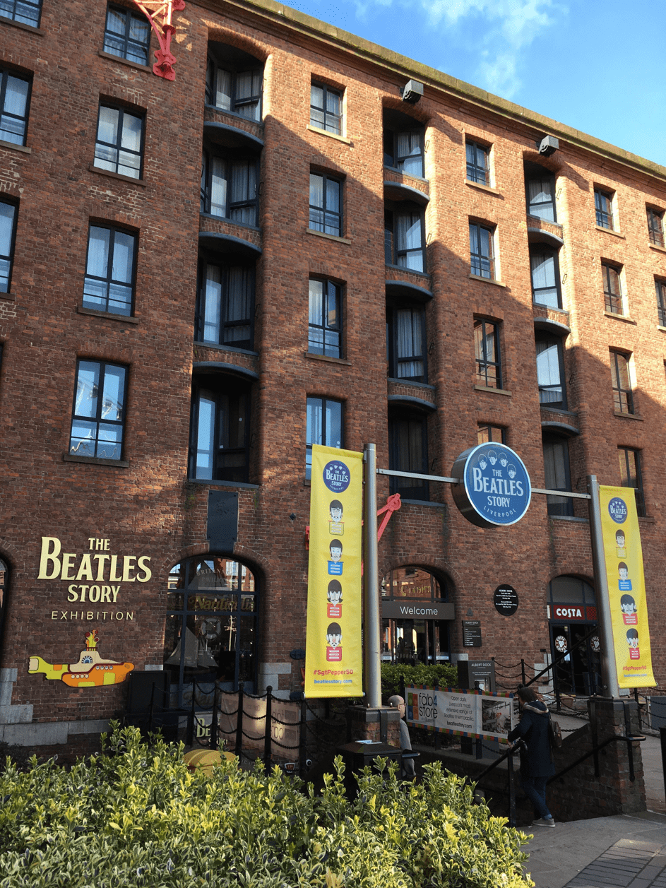 La Sueur Globetrotter – Beatles Royale – Liverpool
