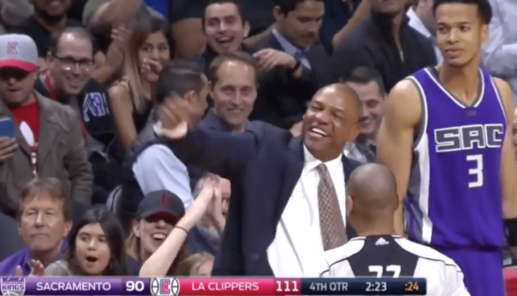 Le Staples Center réclame Paul Pierce, Doc Rivers s'exécute