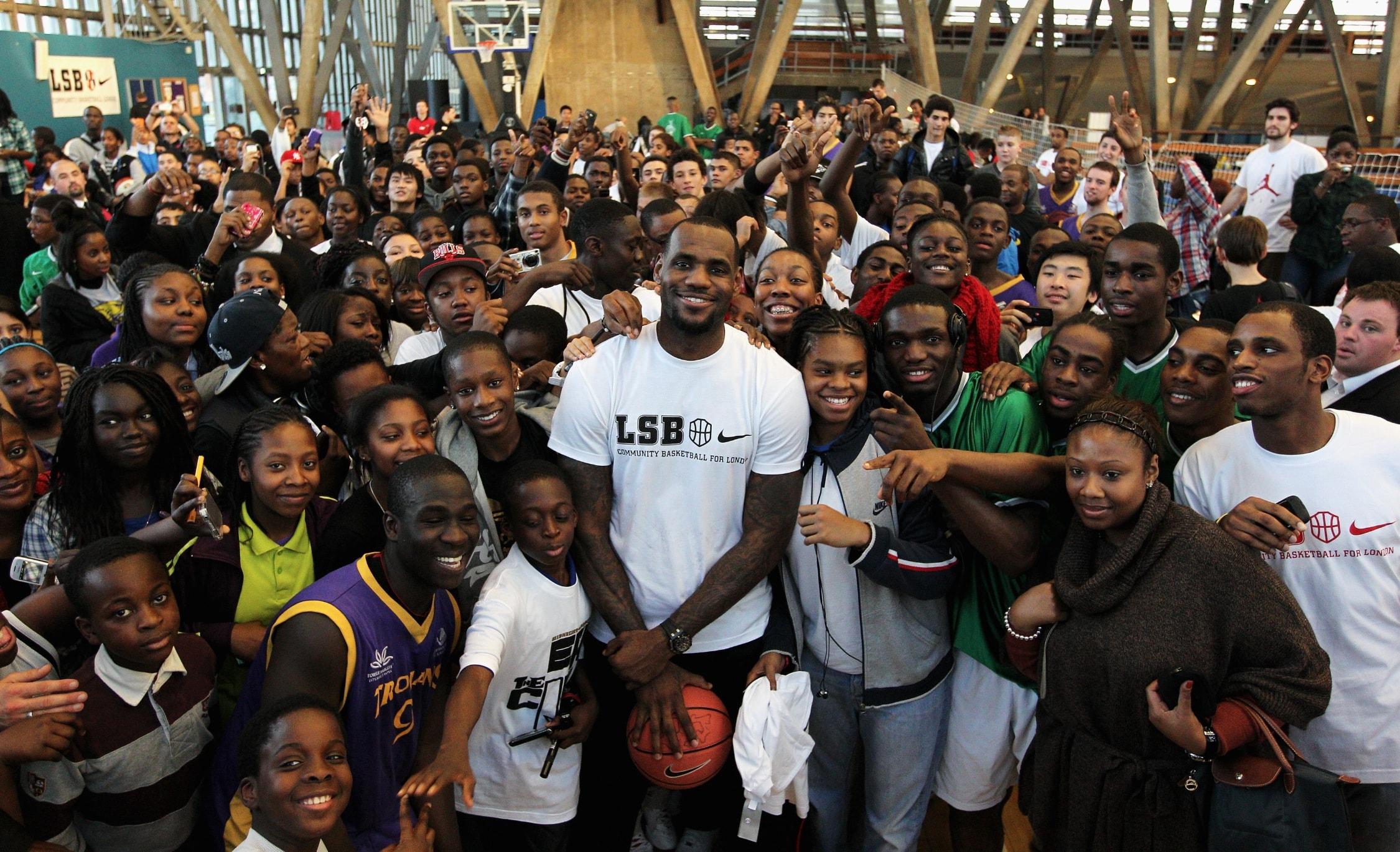 LeBron James veut ramener les Lakers au sommet — NBA