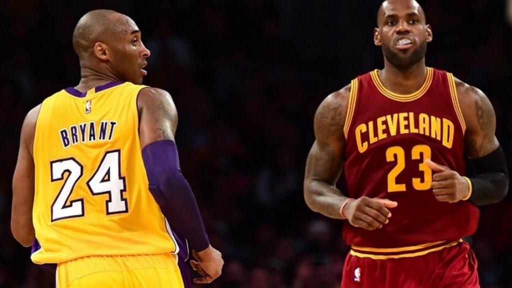 LeBron James dépasse Kobe Bryant et devient 3e meilleur scoreur de l'histoire des playoffs