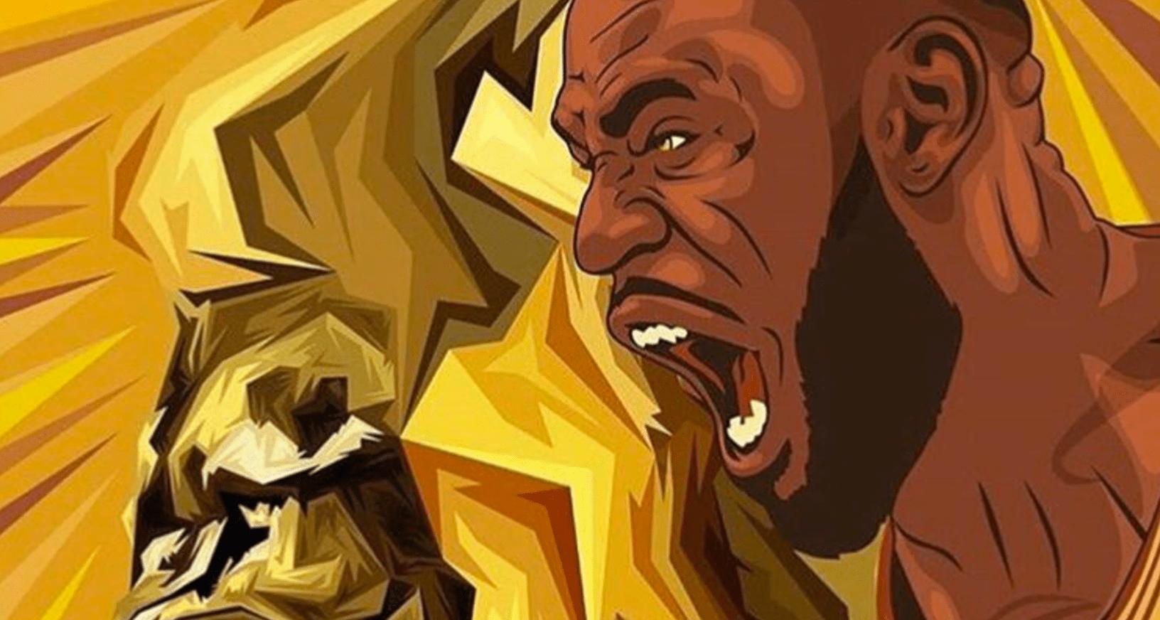 LeBron James active le mode «Zero Dark Thirty»