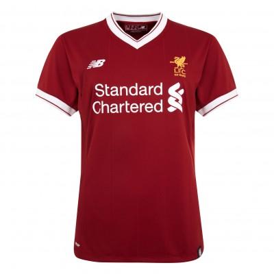 Liverpool maillot 2017 2018 gardien