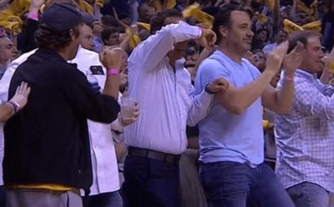 À Memphis, le pire dab de l'histoire pour célébrer les Grizzlies