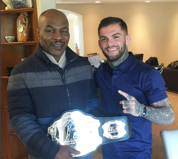 Cody Garbrandt, le Mike Tyson de l'UFC ?
