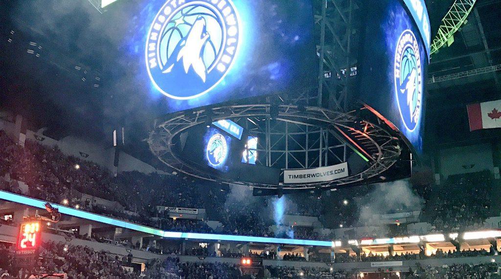 Les Minnesota Timberwolves révèlent leur nouveau logo dans une vidéo bouillante