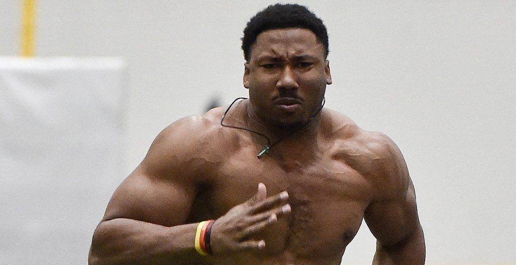Myles Garrett prévient les Cleveland Browns avant la Draft NFL