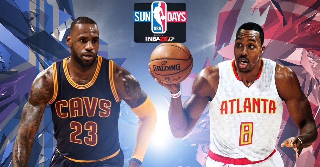 NBA Sunday – Les Cavaliers de LeBron James doivent prendre leur revanche face aux Hawks
