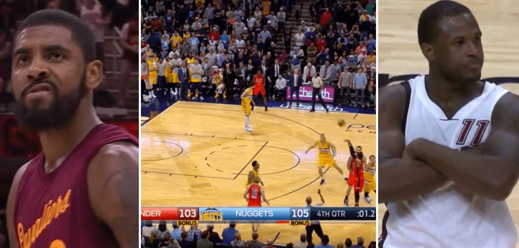 La NBA sort le mix des tirs les plus clutch de la saison 2016-2017