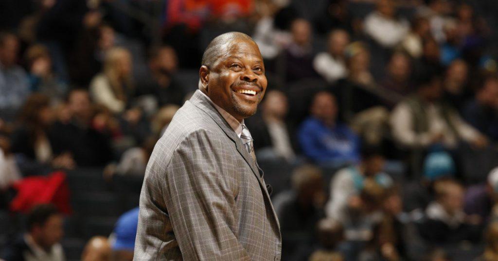 Patrick Ewing revient à Georgetown en tant que coach