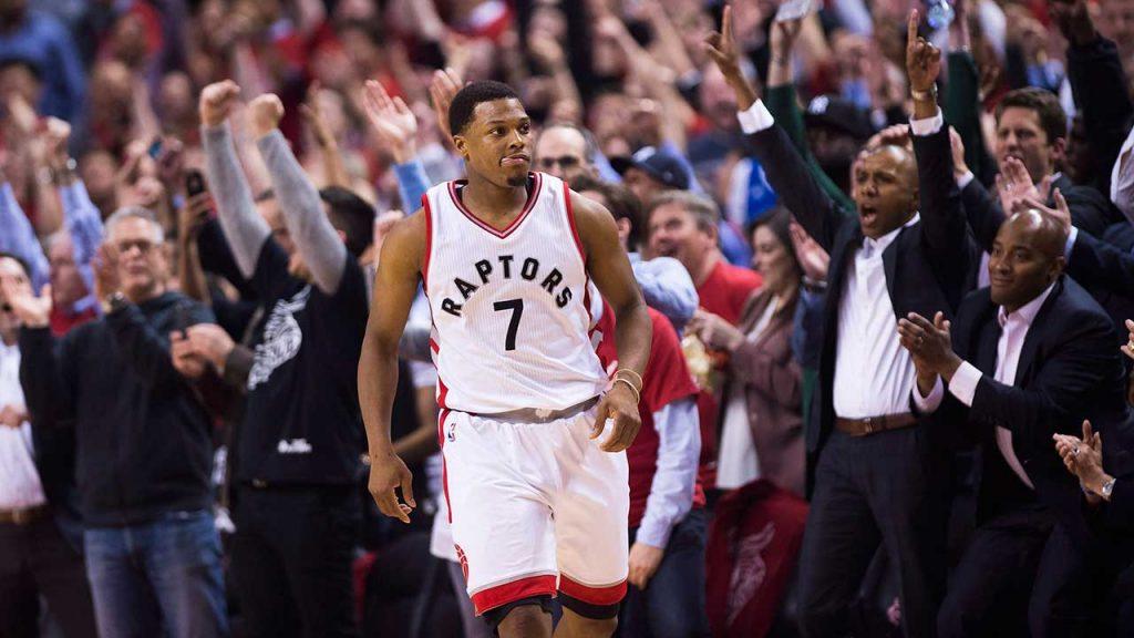 Kyle Lowry clutch - Les Raptors égalisent contre les Bucks