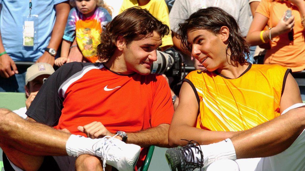 Roger Federer vs. Rafael Nadal – Finale de Miami 2005