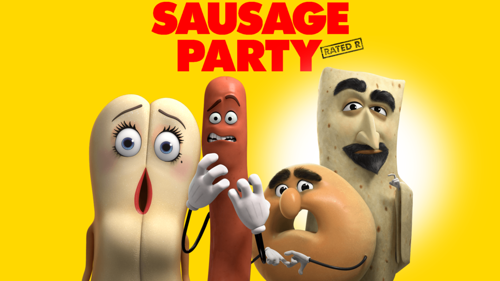 Concours La Sueur x Sausage Party: 2 Blu-Ray et 1 DVD à gagner