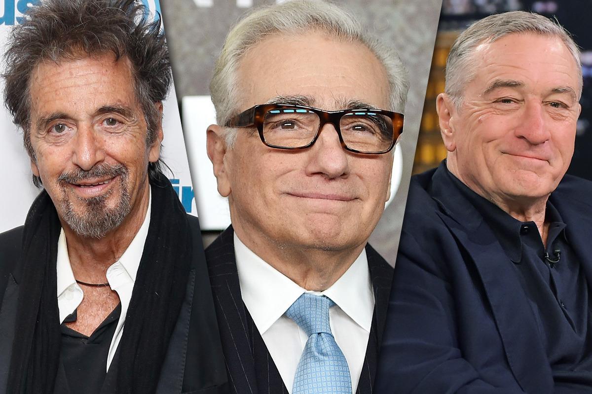 The Irishman : Netflix et Martin Scorsese dégainent une première bande-annonce