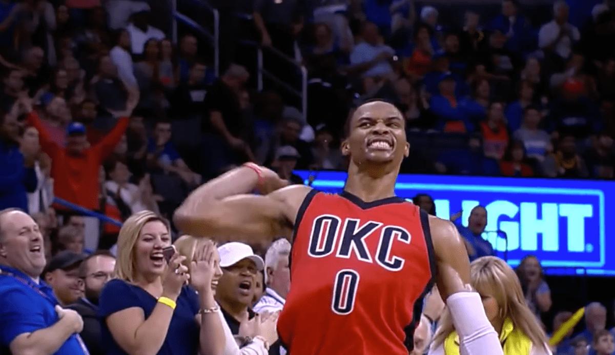 La magnifique vidéo hommage du Thunder pour la saison de Russell Westbrook