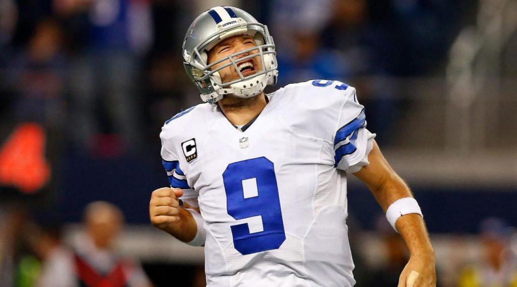 Tony Romo – un départ en légende malgré tout