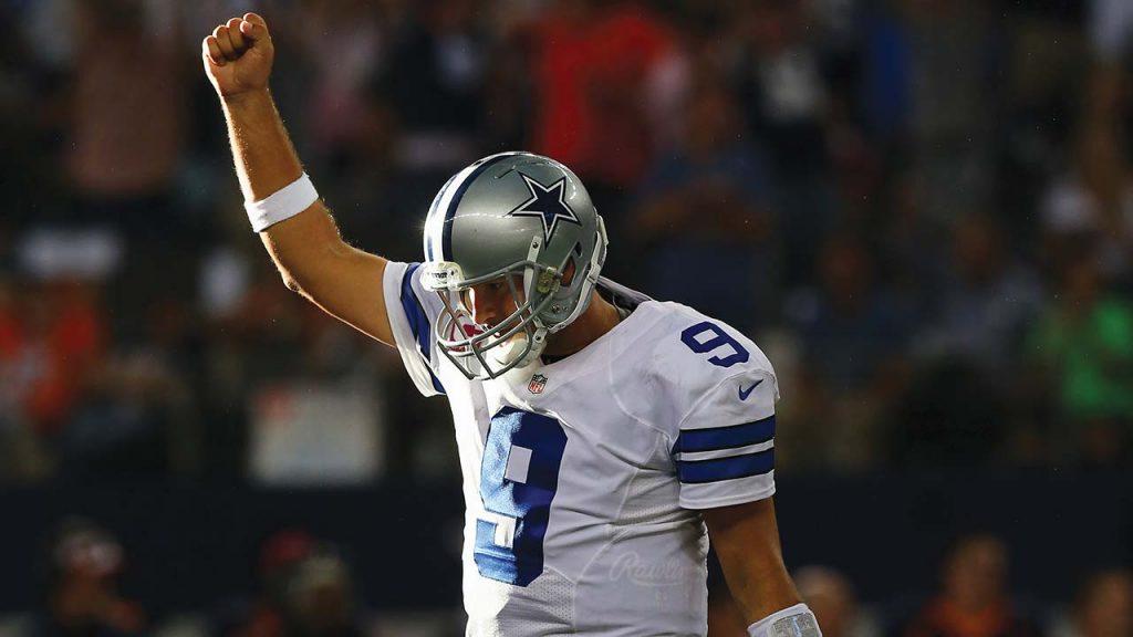 Tony Romo quitte le football américain et les Dallas Cowboys