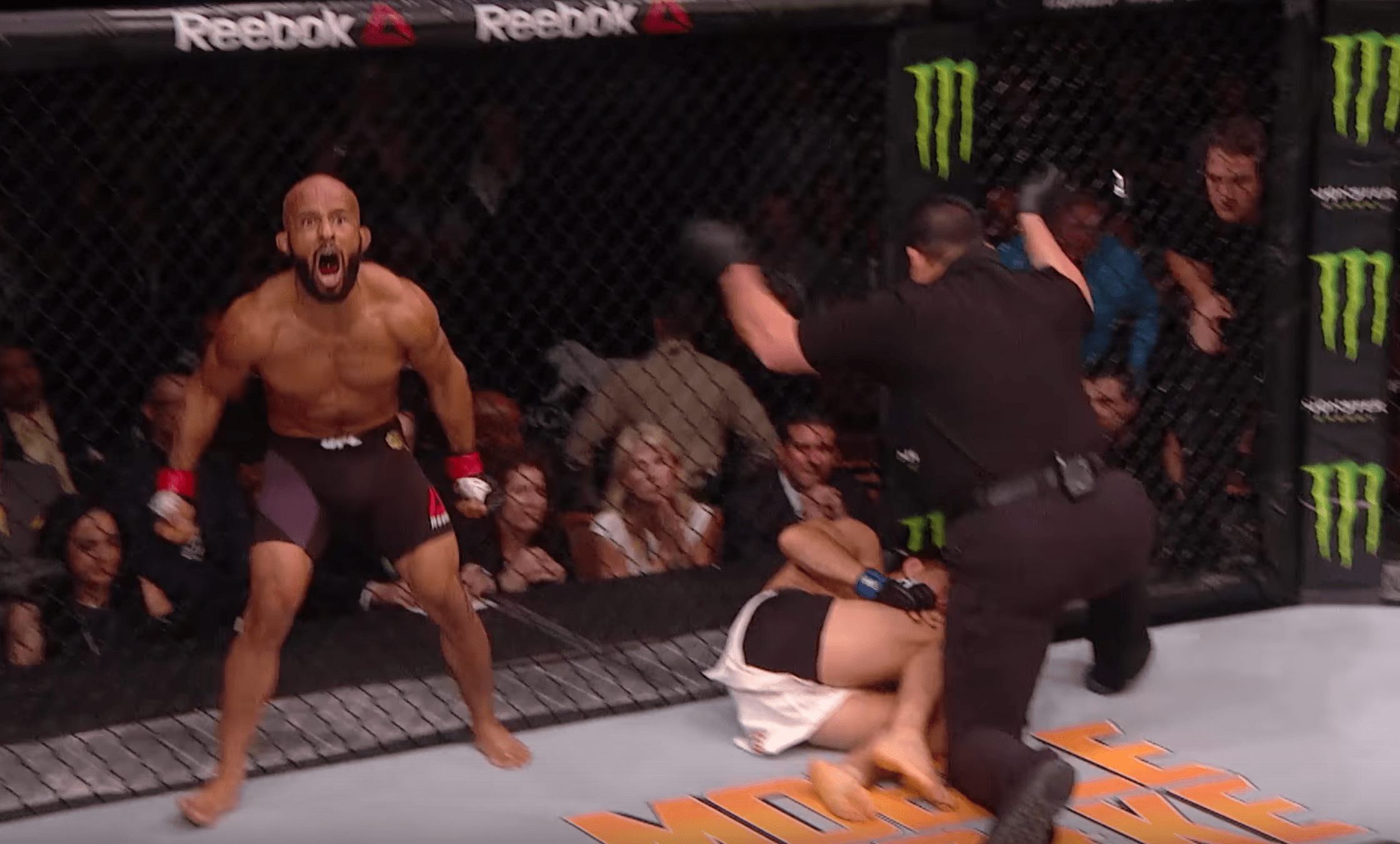 UFC 197 – Demetrious Johnson vs. Henry Cejudo