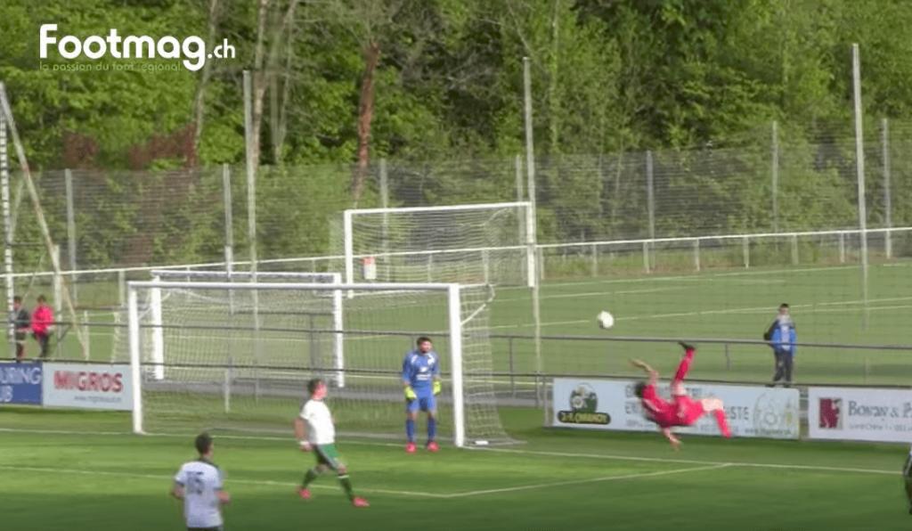 Adrien Gulfo marque le but de sa vie… contre son camp