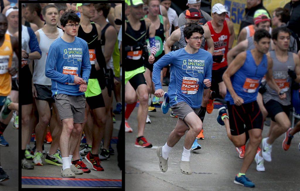 CrocsBenjamin Pachev Semi Un Termine 1h11 Marathon En jLGpSzMqVU