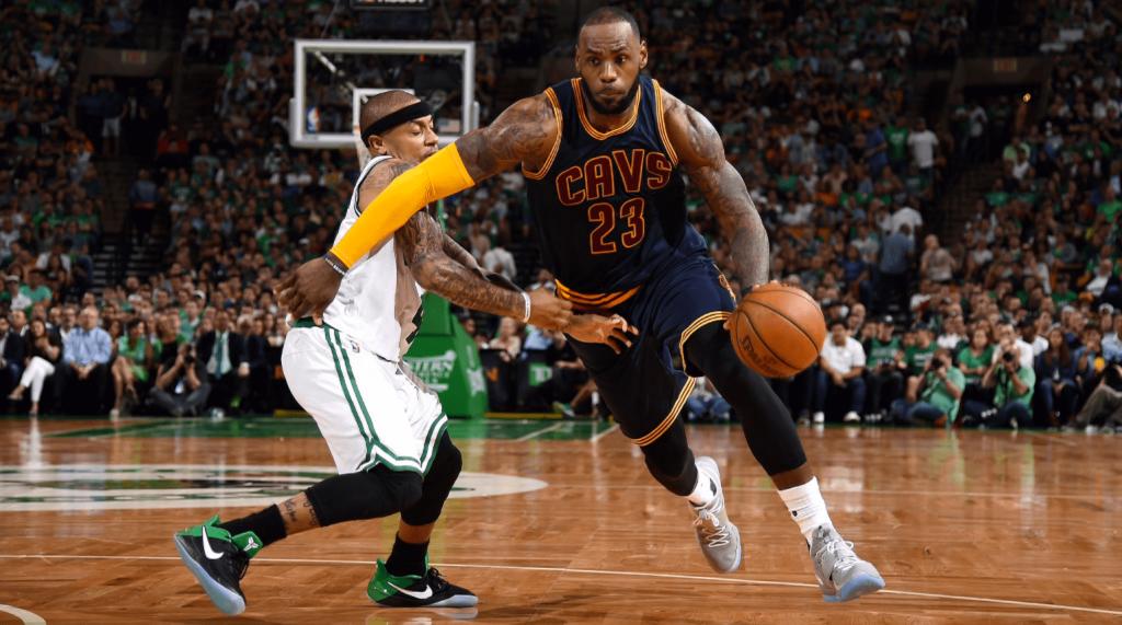 Les Cleveland Cavaliers donnent la leçon aux Boston Celtics