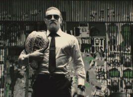 Conor McGregor a refusé le Roi Arthur pour préparer son title shot