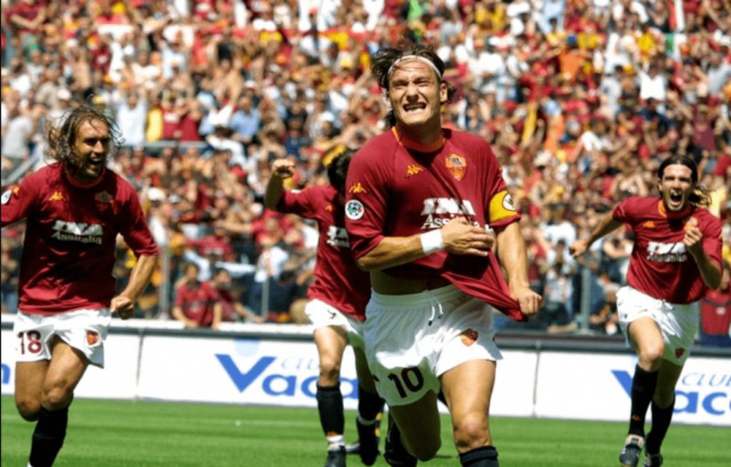 Francesco Totti – Hommage à l'un des rares Italiens que les Français admirent