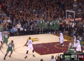 Le Game Winner d'Avery Bradley à 0.1 seconde du buzzer