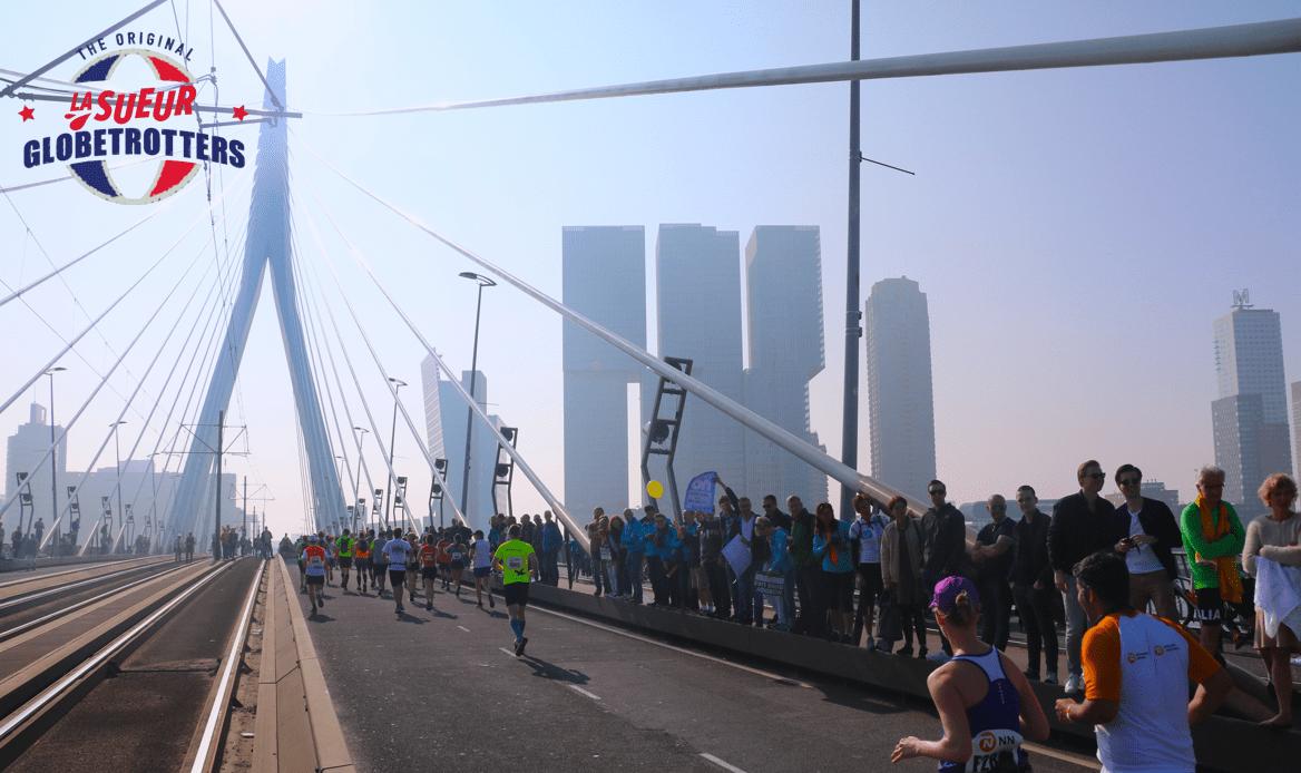 La Sueur GlobetrottersMarathon Rotterdam