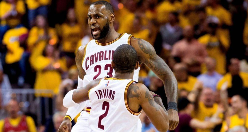 Les Cleveland Cavaliers éliminent les Toronto Raptors