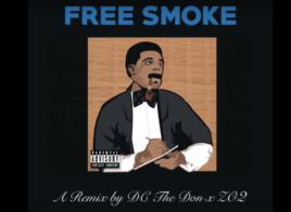 Lonzo Ball sort son remix de Free Smoke de Drake