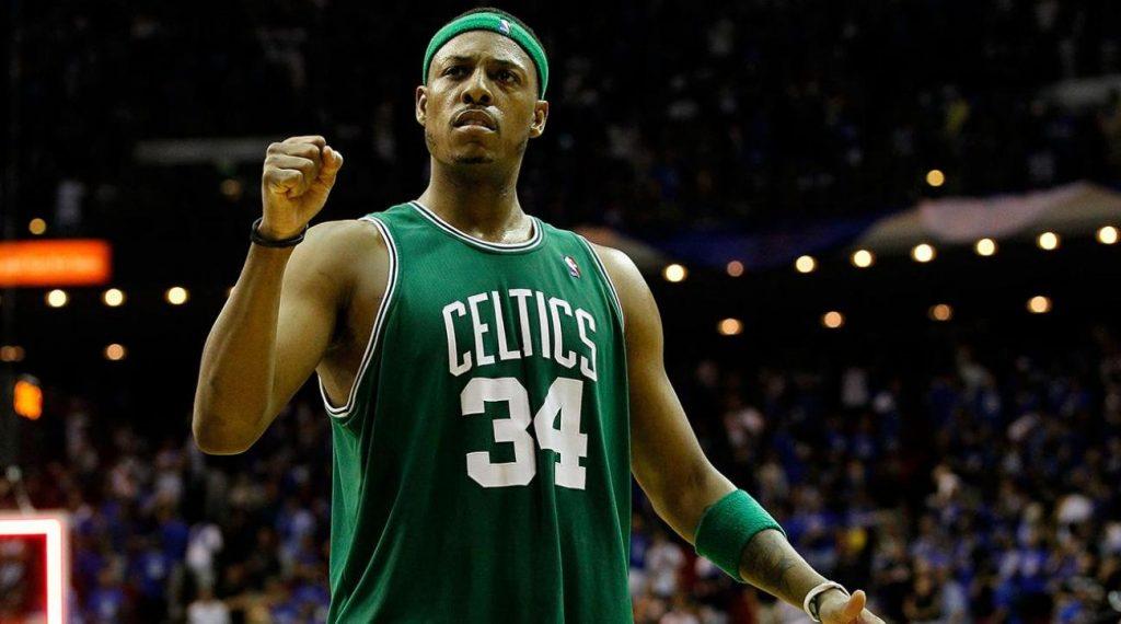 Paul Pierce conseille aux Celtics de trader le 1er choix de Draft