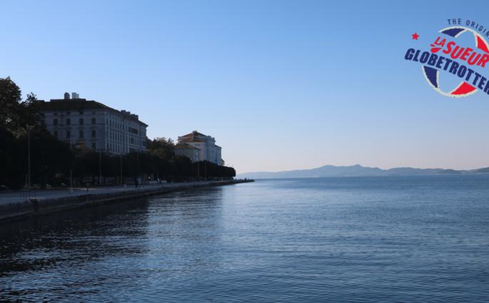 Zadar La Sueur Globetrotters