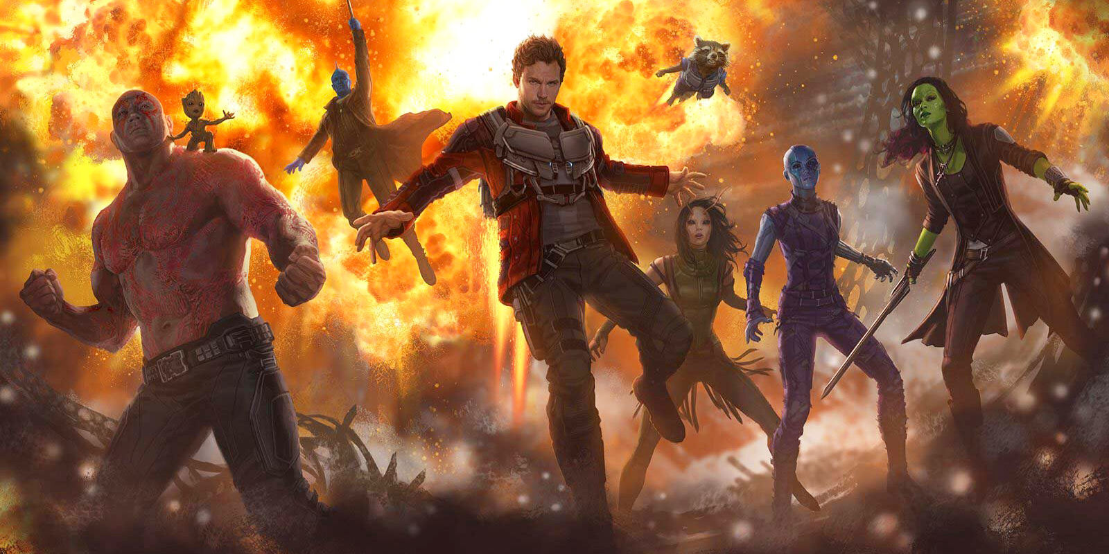 La fin des Gardiens de la Galaxie Vol. 2 – spoilers et explications