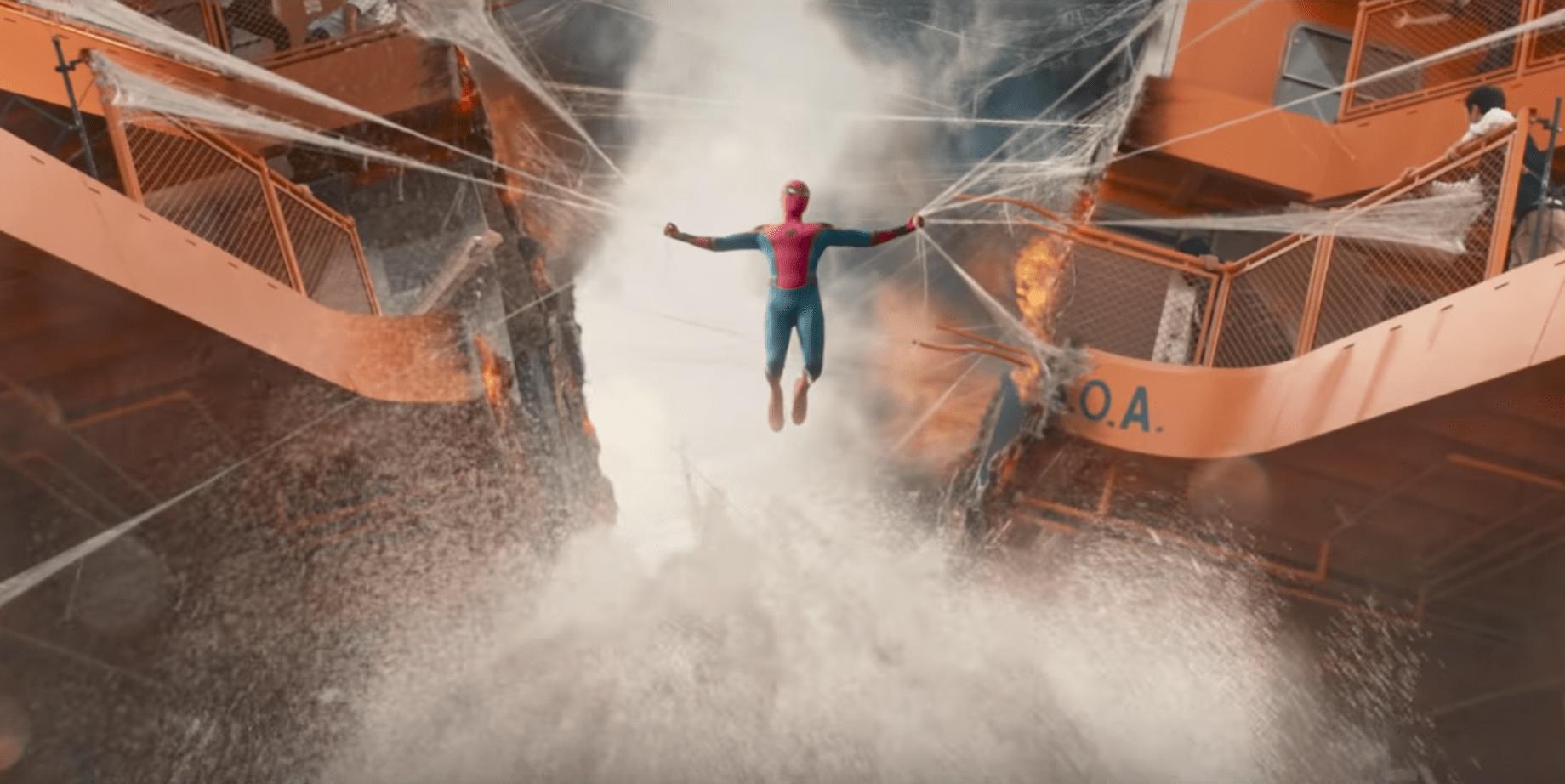 Le nouveau trailer de Spider-Man Homecoming vous montre tout