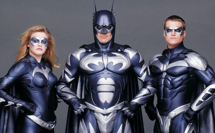 Joel Schumacher s'excuse pour Batman & Robin