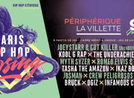 Concours Paris Hip Hop Closing x La Sueur – 6 places à gagner!