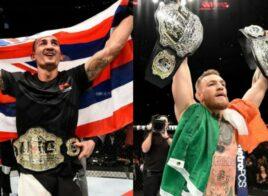 Nouveau champion, Max Holloway commence à chercher McGregor