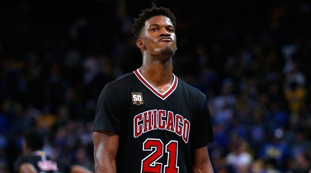 Jimmy Butler voudrait un trade aux Cleveland Cavaliers