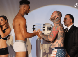 Preview La Conquête – Travis Clark vs. Tony Yoka