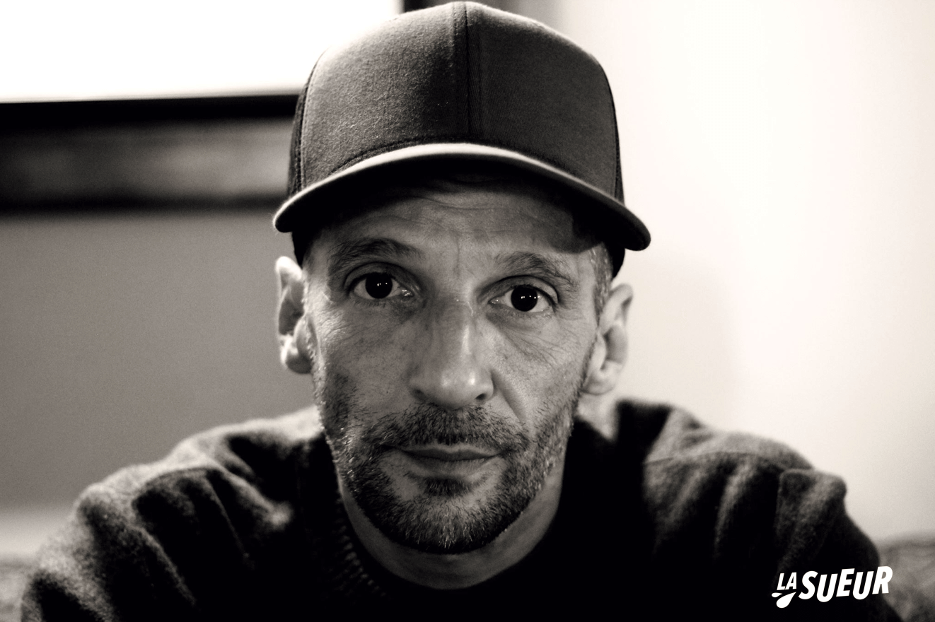 Interview Mathieu Kassovitz avant ses débuts en boxe - Who's your daddy ?