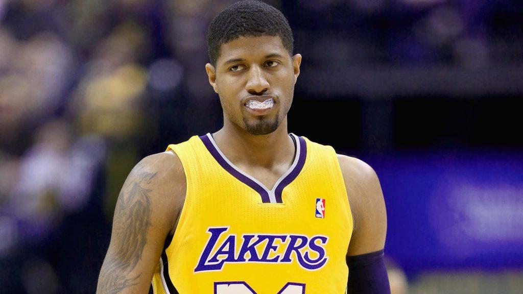 Paul George annonce aux Pacers qu'il sera free-agent en 2018...pour signer aux Lakers