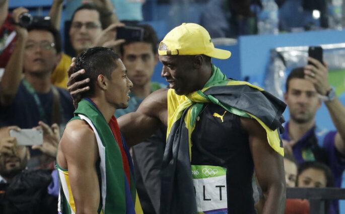 Wayde van Niekerk, premier homme de l'histoire sous les 10s au 100m, 20s au 200m, 31s au 300m et 44s au 400m