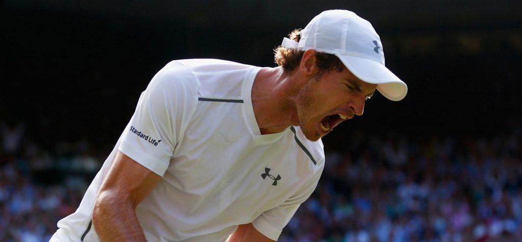 Andy Murray rappelle à un journaliste qu'il y a aussi du tennis féminin