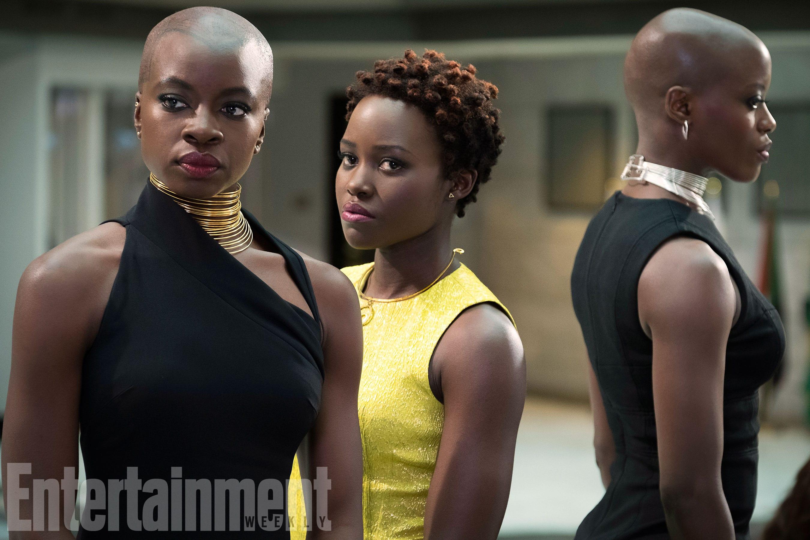 Black Panther se dévoile avec de nouvelles images